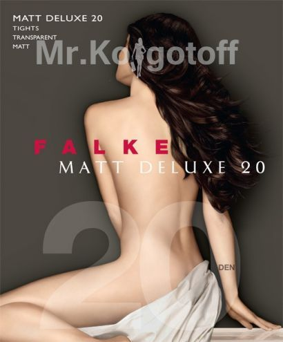 Колготки Falke Matt Deluxe 20