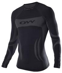 Мужская терморубашка без воротника One Way Skinlife (OWW0000485)