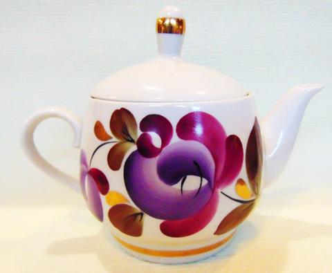 Комплект чайник и молочник Стрельцов А.А.