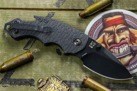 Складной нож K8700BLK Shuffle