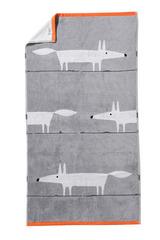 Полотенце 30х50 Blanc des Vosges Mr Fox Perle