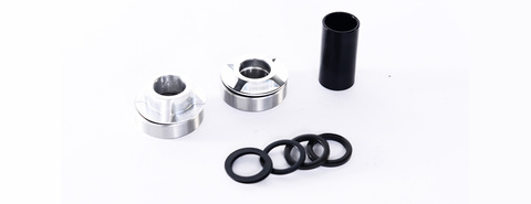 BMX Каретка Colony MID BB Kit 22mm Polished