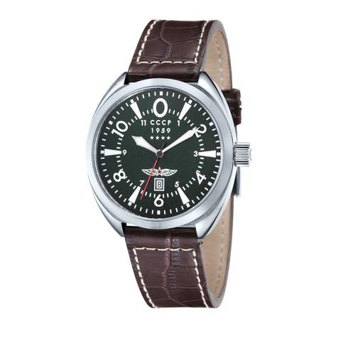 Купить Наручные часы CCCP CP-7014-01 Aviator Yak-15 по доступной цене