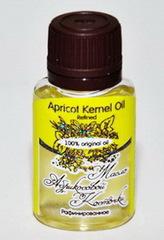 Косметическое  масло АБРИКОСОВОЙ КОСТОЧКИ/  Apricot Kernel Oil Refined /рафинированное/ 20 ml