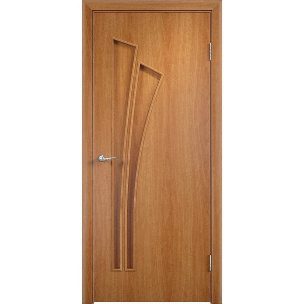 Ламинированные двери Ветка миланский орех без стекла vetka-pg-milan-oreh-dvertsov-min.jpg