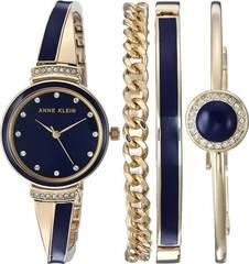 Женские наручные часы Anne Klein 2216NVST в наборе