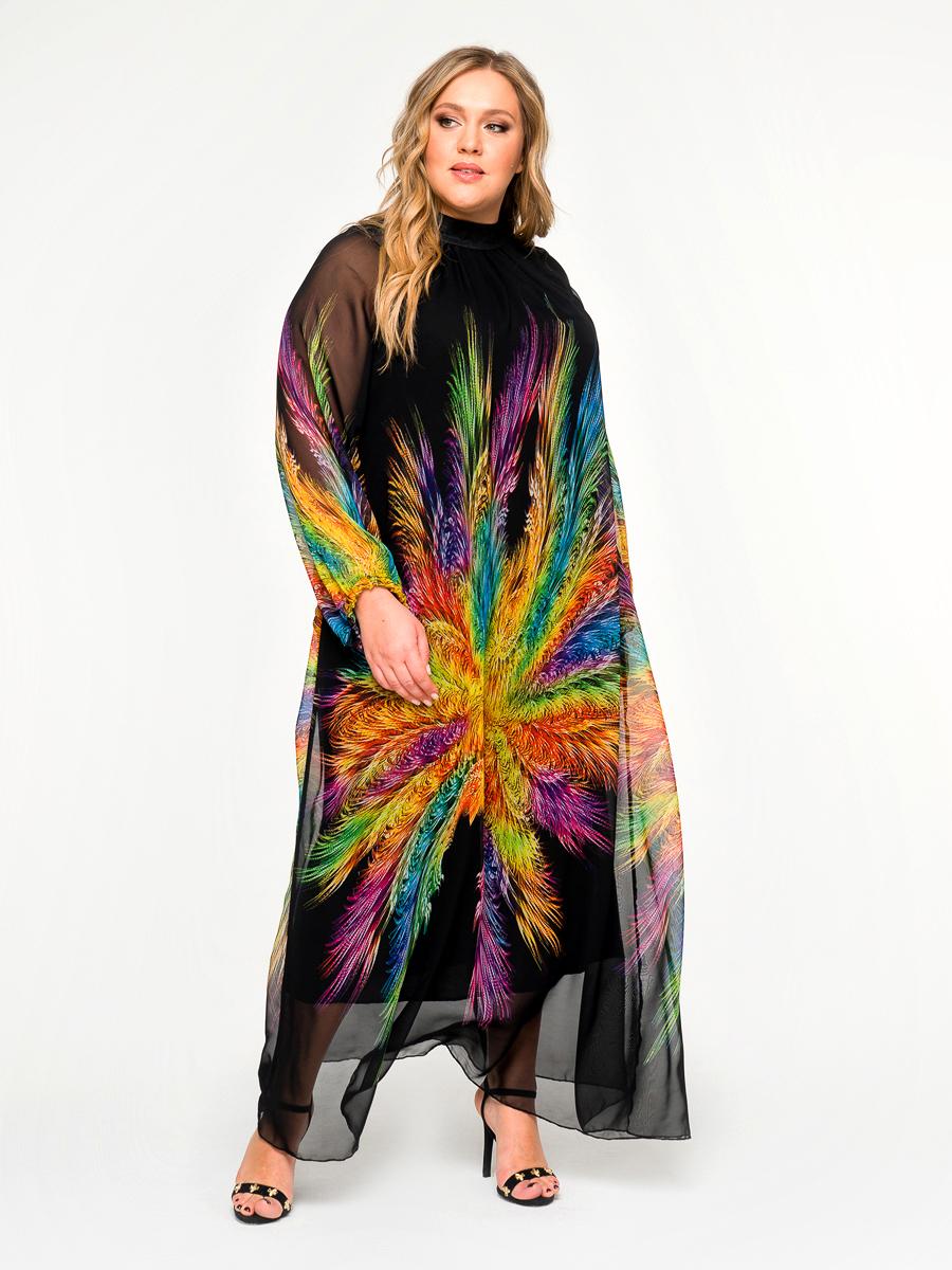 Платья Платье нарядное шифоновое 160209 2f1efdc7d7f39cc1d539dd2efd764d7e.jpg