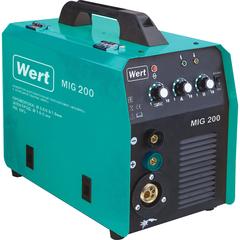 Сварочный инвертор WERT MIG 200