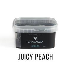 Chabacco 200гр - Juicy Peach (Сочный Персик)