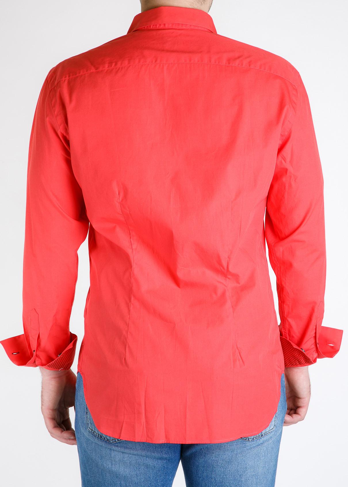Рубашка из хлопка PAUL SMITH PS
