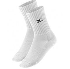 Спортивные носки Mizuno 2PPK Training Sock (67XUU0201 01) белые