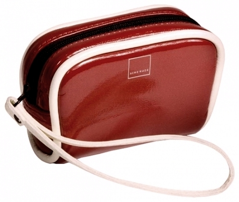 Чехол Acme Made Bowler  Pouch Red