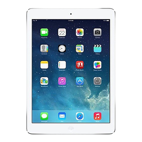 iPad Air Wi-Fi 128Gb Silver - Серебристый