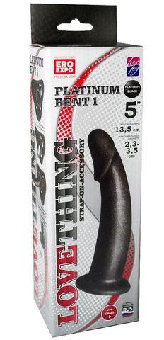 Чёрная насадка PLATINUM BENT 1