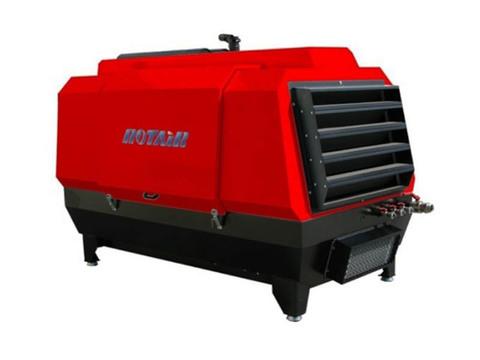 Дизельный компрессор Rotair MDVN 22K-10
