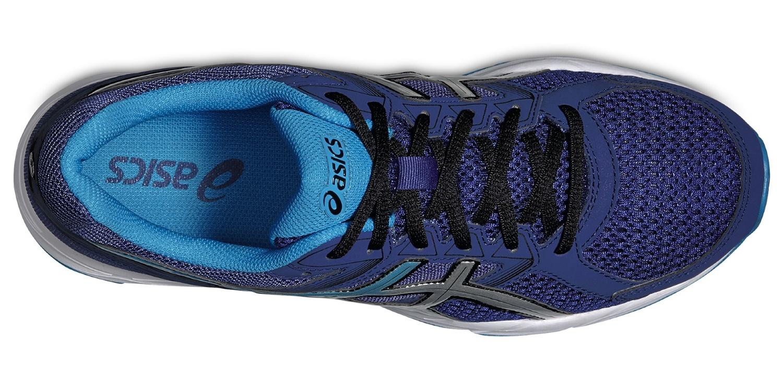 Мужские кроссовки для бега Asics Gel-Contend 3 (T5F4N 5042) темно-синие фото