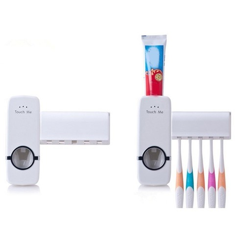 Дозатор для зубной пасты Toothpaste Dispenser