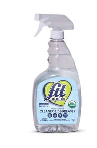 Органическое средство для удаления жира и пятен Fit Organic, 946 мл