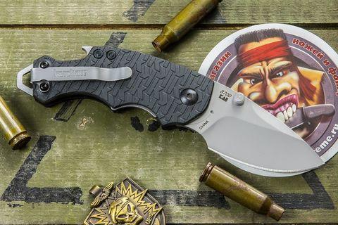Складной нож K8700 Shuffle
