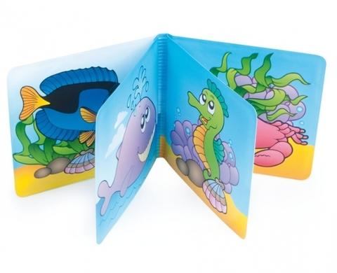 Книжка с пищалкой, 6+ (рыбка)