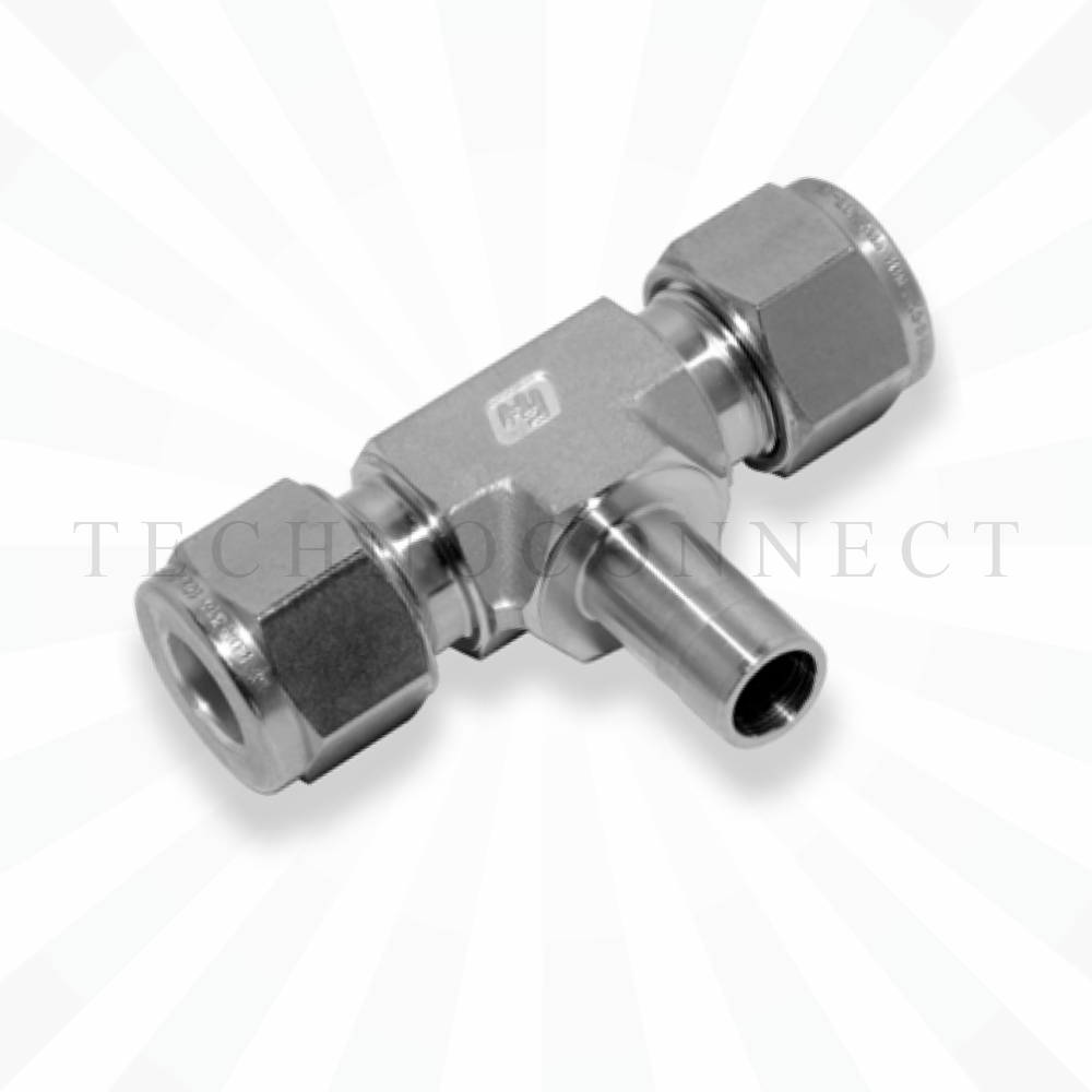 CBTA-16M  Тройник - адаптер: фитинг 16мм- присоедин. фитинг  16 мм