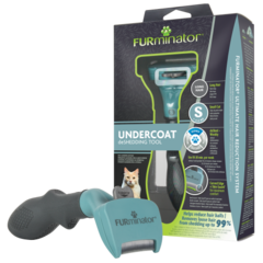 Фурминатор для кошек маленьких длинношерстных пород, FURminator Cat Undercoat S Long Hair 12 YA