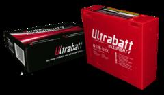 Аккумуляторы Ultrabatt