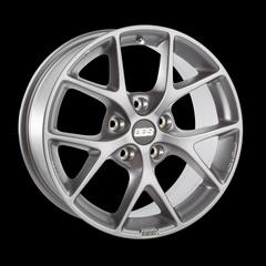 Диск колесный BBS SR 7x16 5x108 ET45 CB82.0 brilliant silver