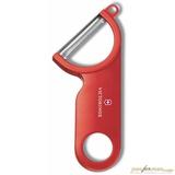 Нож Victorinox Utensils (7.6073) для чистки овощей/фруктов красный