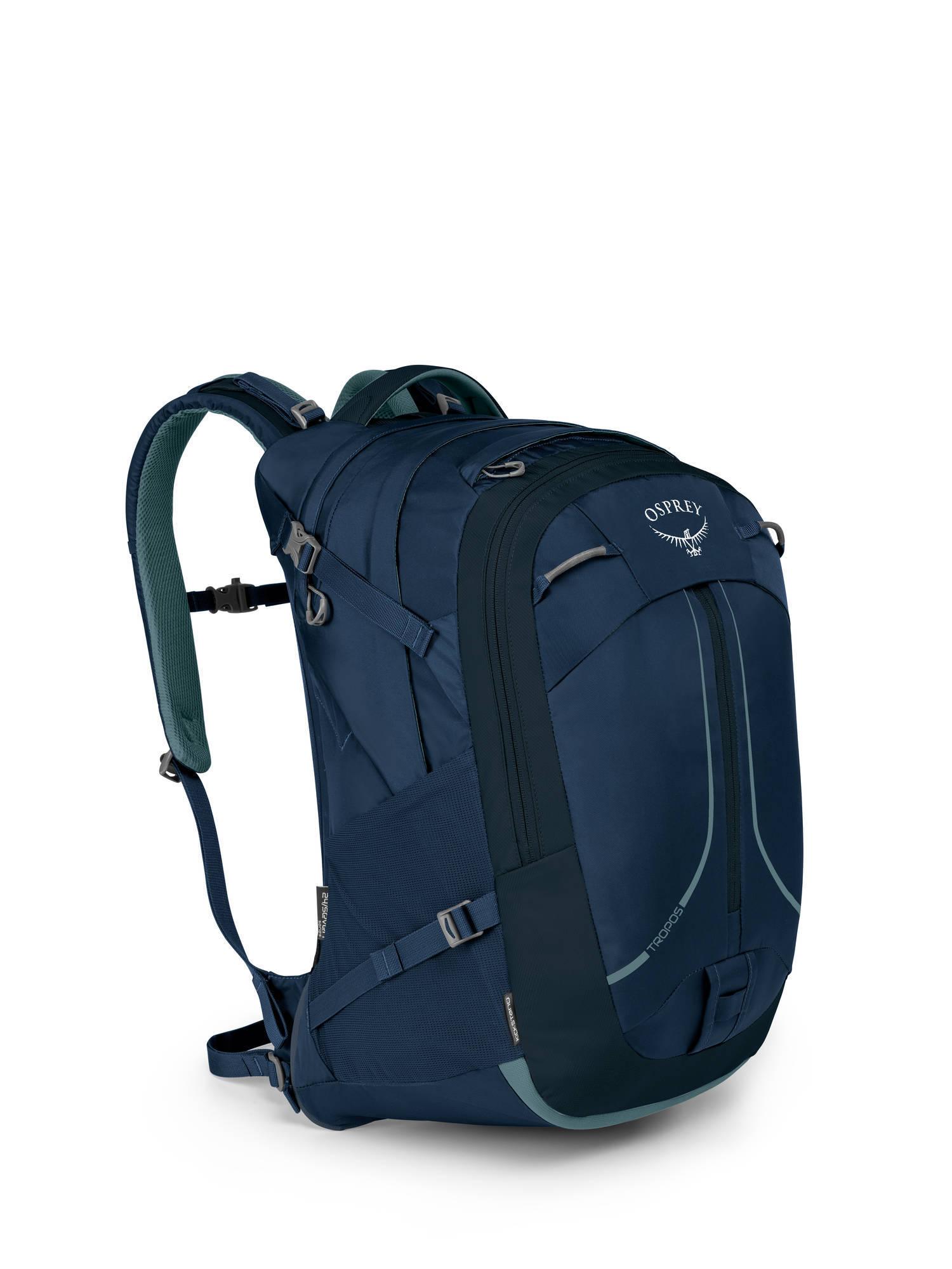 3cfd09b61f1a Городские рюкзаки Рюкзак городской Osprey Tropos 32 Navy Blue  Tropos_F17_Side_Navy_Blue_web.jpg