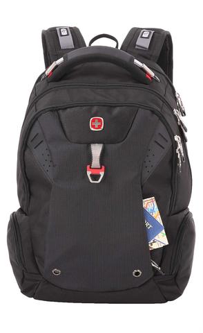 Рюкзак SWISSGEAR 15, black, фото 2