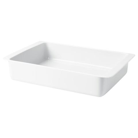 ИКЕА/365+ Форма для духовки белый