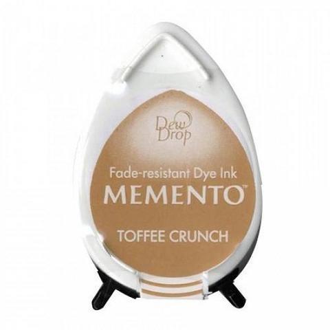 Штемпельная подушечка mini - MEMENTO - Toffee crunch