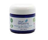 Балансирующая сухая маска-пилинг, Blue Beautifly