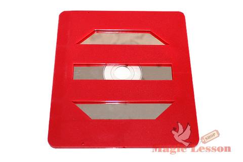 Телепортация CD диска