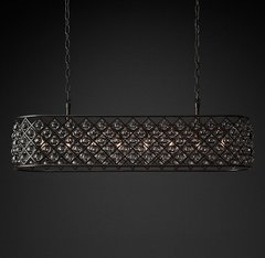 Spencer Rectangular Chandelier 61