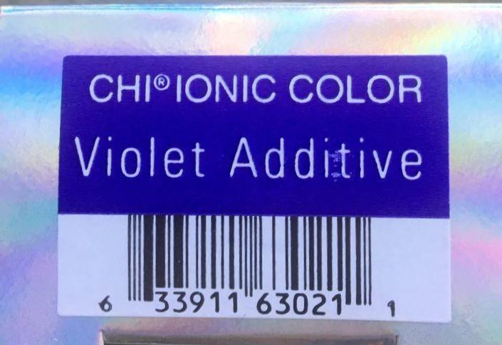Крем-краска CHI Ионик цв  добавка фиолетовая  85 гр