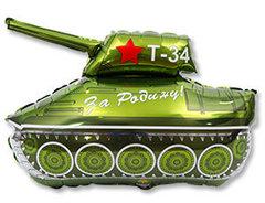 Ф ФИГУРА/11 РУС Танк Т-34/FM