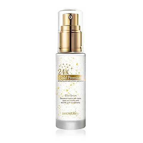 Secret Key Сыворотка для лица 24K Gold Premium First Serum (30мл)