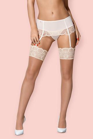 Чулки 874-STO-4 Stockings Obsessive
