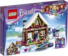 Конструктор LEGO Friends 41323 Горнолыжный курорт Шале Конструктор