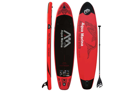 SUP-комплект Aqua Marina Monster 12' (365 см), артикул BT-18MOP