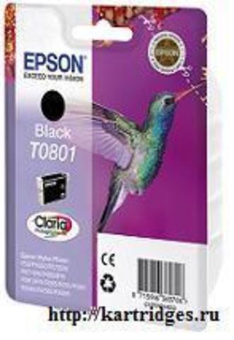 Картридж Epson T08014010
