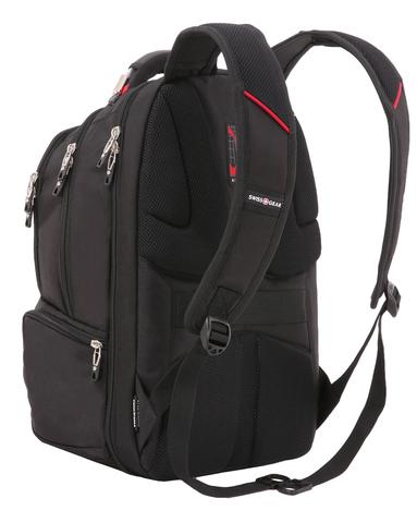 Рюкзак SWISSGEAR 15, black, фото 4