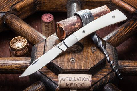 Складной нож Gent Aus-8 Satin
