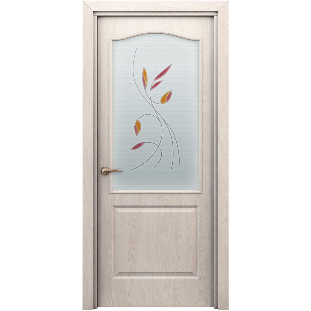 Ламинированные двери Палитра Люкс дуб паллада стекло витраж palitra-po-dub-pallada-dvertsov-min.jpg