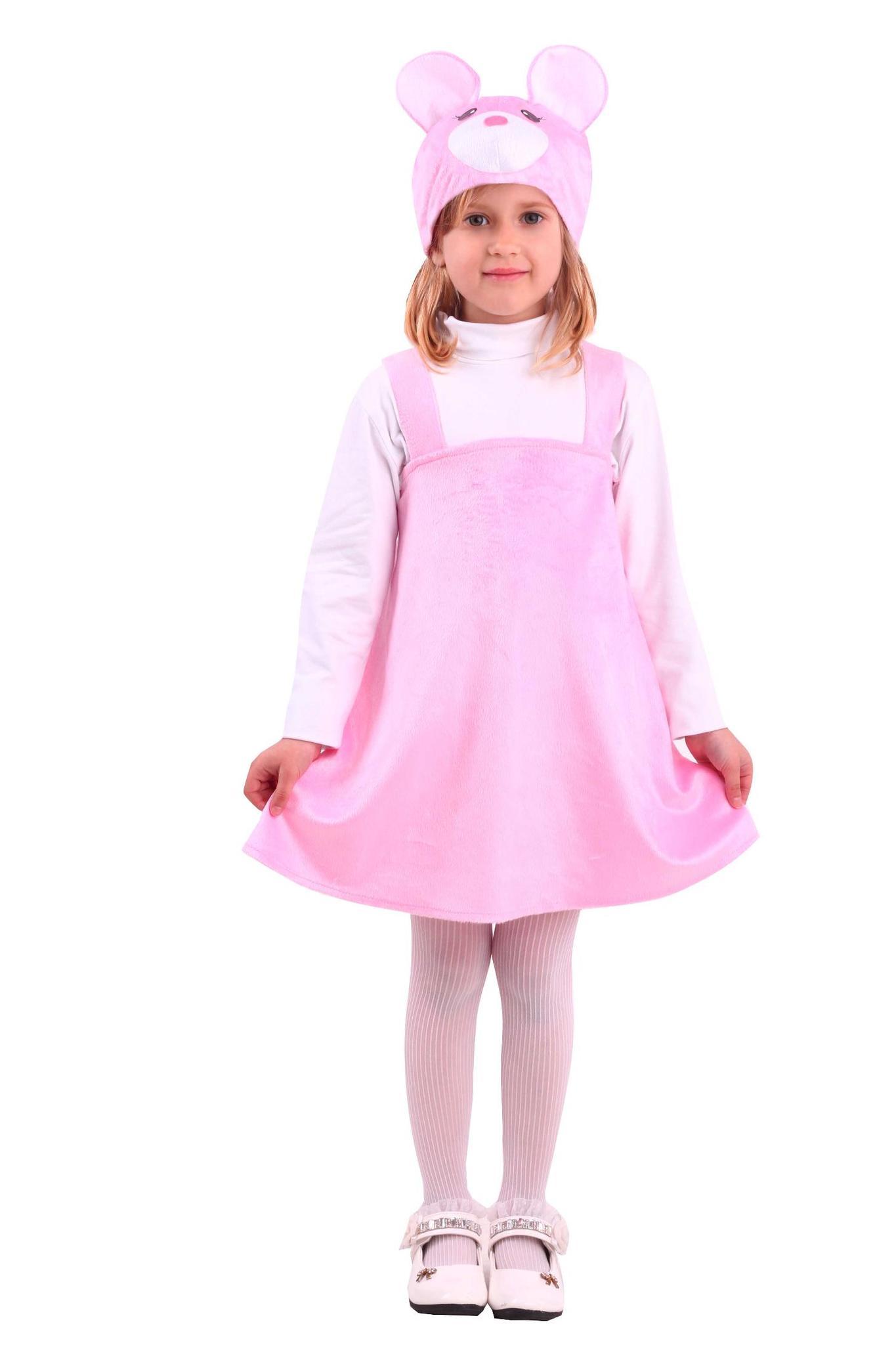 Карнавальный костюм детский  Мышонок Мисси