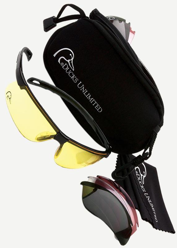 Стрелковые очки Pyramex - Ducab2-Kit
