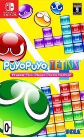 NS: Puyo Puyo Tetris (английская версия)