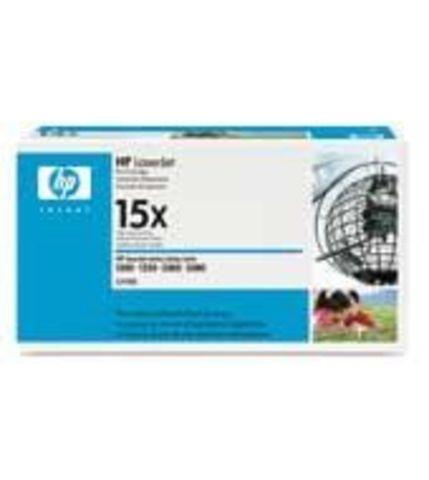 Картридж HP C7115X для принтеров Hewlett Packard LaserJet 1000/ 1000w/ 1005/ 1200/ 1200A/ 1220/ 3300/ 3320/ 3330/ 3380 (ресурс 3500 страниц)